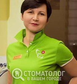 Олейник Олеся Сергеевна