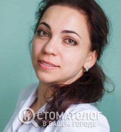 Полищук Ирина Александровна