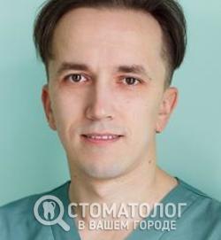 Зубашев Илья Аркадьевич