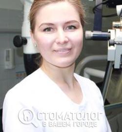 Афанасенко Екатерина Юрьевна