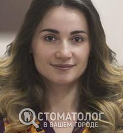 Баник Виктория Викторовна