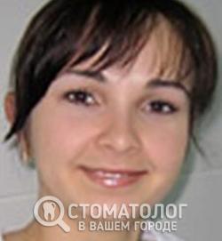 Безридная Ирина Сергеевна