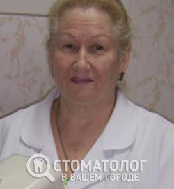 Бондаренко Светлана Федосеевна