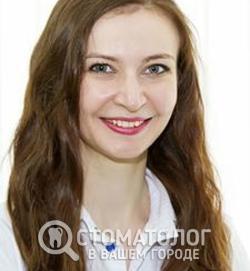 Чмыхун Ирина Анатолиевна