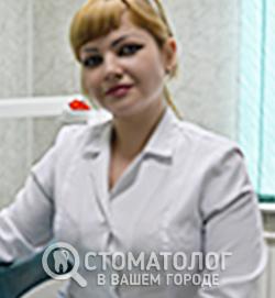 Ершова Светлана Вячеславовна