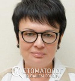 Гарляускайте Ирена Юстинасовна