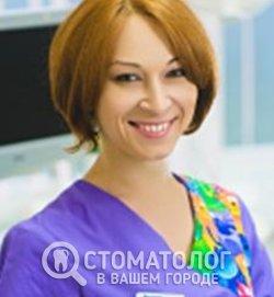 Косенко Ольга Сергеевна