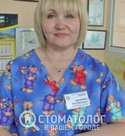 Косьяненко Инна Николаевна