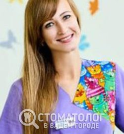 Линовиченко Ирина Александровна