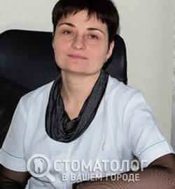 Литвак Фатима Георгиевна