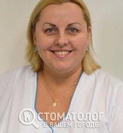 Мельник Наталия Владимировна