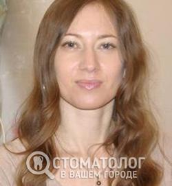 Шарапа Юлия Васильевна