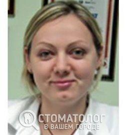 Шульга Татьяна Владимировна