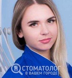 Симрок Ксения Тарасовна