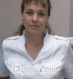 Стрижевская Татьяна Юрьевна