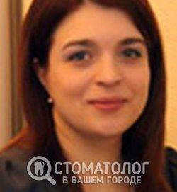 Вишневская Валерия -