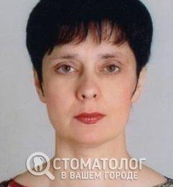 Волкова Галина Ивановна