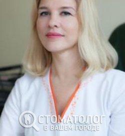 Волокитина Анна Владимировна