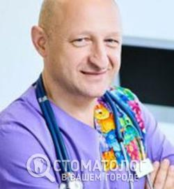 Яроменко Станислав Петрович