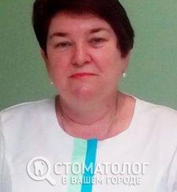 Забудская Ольга Николаевна