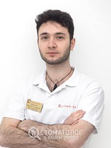 Абдуллаев Ибрагим Султанович