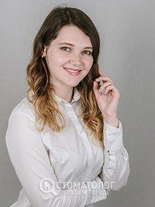 Агафонова Дарья Геннадьевна