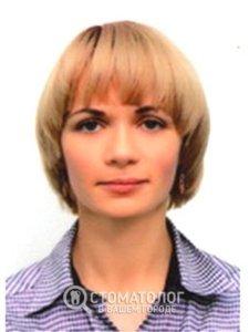 Антощук Наталья Леонидовна