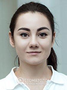 Бабиченко Александра Никитична