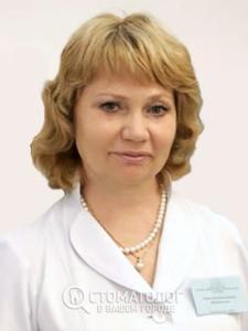 Барановская Анна Константиновна