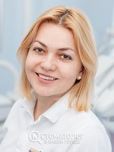 Бондаренко Ольга Петровна