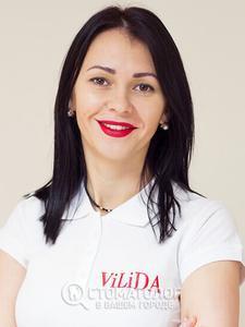 Бондаренко Ольга Юрьевна