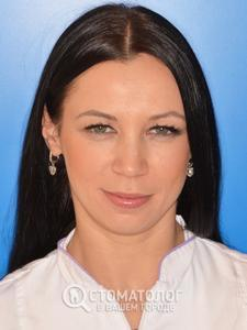 Бурлаку Евгения Андреевна