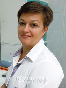 Буртовая Юлия Александровна