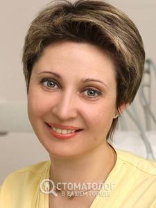 Буслюк Ирина Николаевна