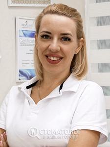 Данчук Ирина Юрьевна