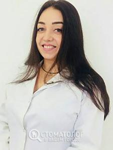 Данева Ольга Николаевна