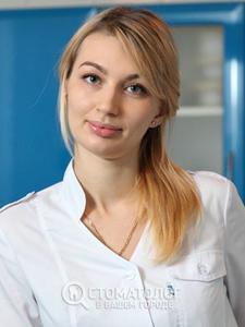 Демченко (Сидько) Екатерина Александровна