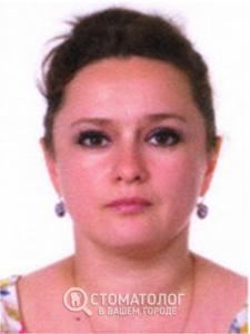 Денисова Наталья Богдановна
