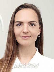 Евтушевская (Лысенко) Ирина Игоревна