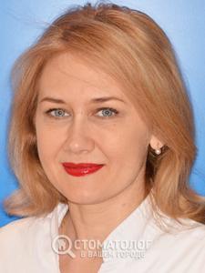 Федирко Евгения Вильевна