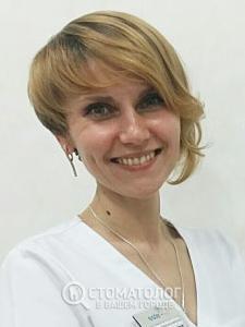 Гнедая Ольга Вячеславовна