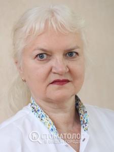 Гoлега Елена Леонидовна