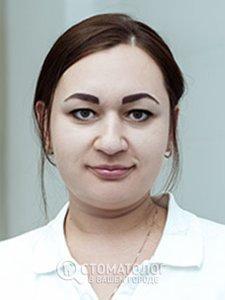 Голоха Евгения Александровна