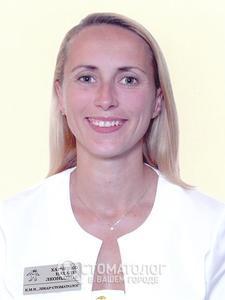 Харченко Наталия Леонидовна