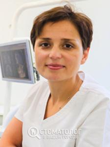 Харько Алена Леонидовна