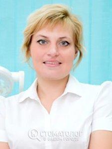 Карнасюк (Демчук) Евгения Юриевна