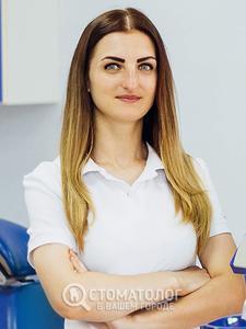 Карповец Диана Романовна