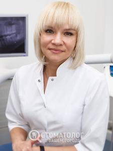 Коченова Наталья Павловна