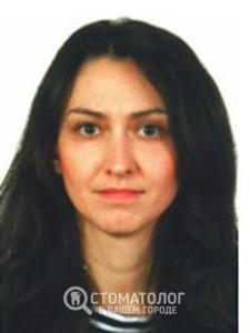 Коломиец Анна Анатольевна