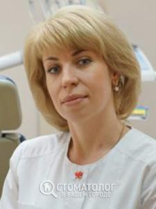 Коломиец Жанна Валерьевна